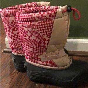 Columbia Girls Winter Boots!